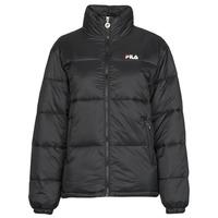 material Women Duffel coats Fila 688379 Black