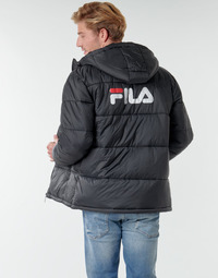 material Men Duffel coats Fila SCOOTER PUFFER JACKET Black