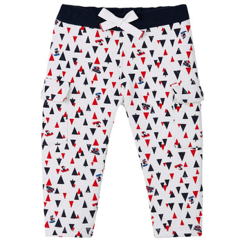 material Boy Tracksuit bottoms Petit Bateau LEO Multicolour