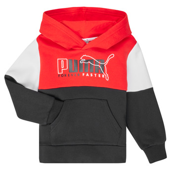 material Boy sweaters Puma ALPHA HOODY Multicolour
