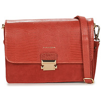 Bags Women Shoulder bags Fuchsia  Orange