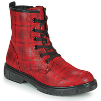 Shoes Women Mid boots Marco Tozzi 2-25283-25-530 Red