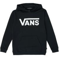 material Children sweaters Vans VANS CLASSIC PO Black