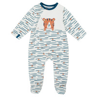 material Boy Sleepsuits Noukie's Z082133 White