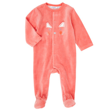 material Girl Sleepsuits Noukie's Z087133 Pink