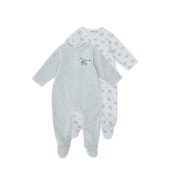 material Children Sleepsuits Noukie's Z089373 Grey