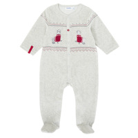 material Children Sleepsuits Noukie's Z092132 Grey