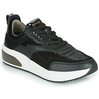 Shoes Women Low top trainers Replay FLOW CREATION Black