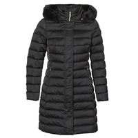 material Women Duffel coats Geox BETTANIE Black