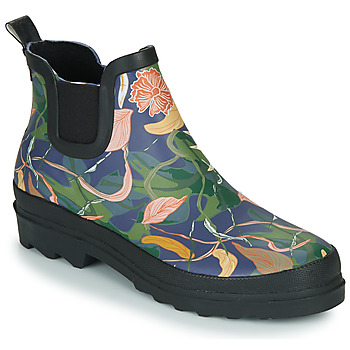 Shoes Women Wellington boots Sanita FELICIA WELLY Blue