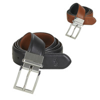 Accessorie Men Belts Polo Ralph Lauren RV DRS BT SQ CASUAL SMOOTH LEATHER Reversible / Black / Brown