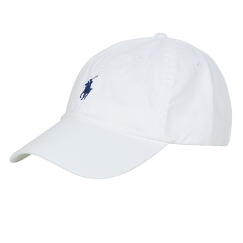 Accessorie Men Caps Polo Ralph Lauren COTTON CHINO SPORT CAP White