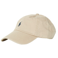 Accessorie Men Caps Polo Ralph Lauren COTTON CHINO SPORT CAP Beige