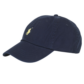 Accessorie Men Caps Polo Ralph Lauren COTTON CHINO SPORT CAP Marine