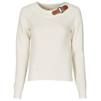 material Women jumpers Lauren Ralph Lauren DERYNA Cream