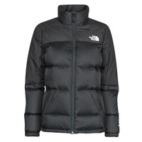 material Women Duffel coats The North Face W DIABLO DOWN JACKET Black