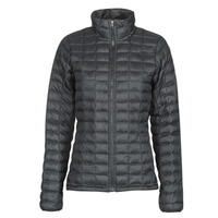material Women Duffel coats The North Face W THERMOBALL ECO JACKET Black