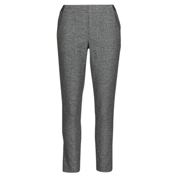 material Women 5-pocket trousers Le Temps des Cerises JENNIE2 Grey