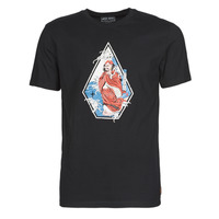 material Men short-sleeved t-shirts Volcom NOZAKA SURF SS Black