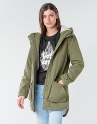 material Women Parkas Volcom WALK ON BY 5K PARKA Green