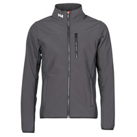 material Men Blouses Helly Hansen CREW SOFTSHELL JACKET Grey