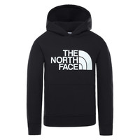 material Children sweaters The North Face DREW PEAK HOODIE Black