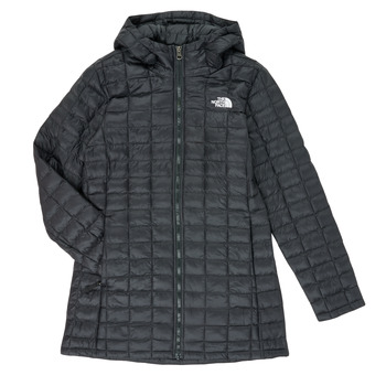 material Girl Duffel coats The North Face THERMOBALL ECO PARKA Black
