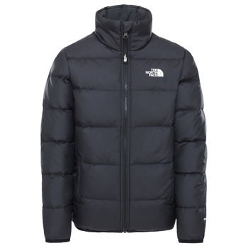 material Children Duffel coats The North Face REVERSIBLE ANDES JACKET SUMMIT Black
