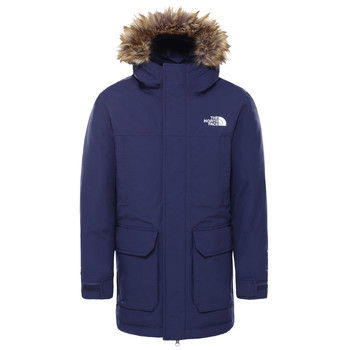 material Boy Parkas The North Face MCMURDO PARKA Marine