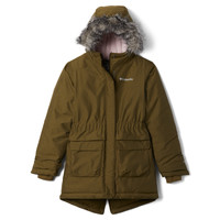 material Girl Parkas Columbia NORDIC STRIDER JACKET Violet