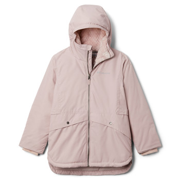 material Girl Parkas Columbia PORTEAU COVE MID JACKET Pink