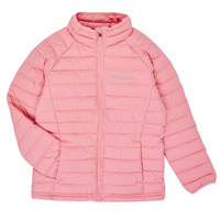 material Girl Duffel coats Columbia POWDER LITE JACKET Pink