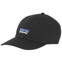Accessorie Men Caps Patagonia P-6 LABEL TRAD CAP Black