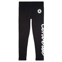 material Girl leggings Converse 469789 Black