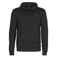 material Men sweaters G-Star Raw PREMIUM CORE HDD ZIP SW LS Black