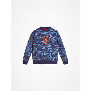 material Boy sweaters Guess L0YQ01-K82T0-PC74 Blue