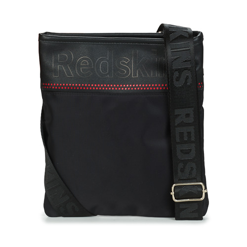 Bags Men Pouches / Clutches Redskins KEEPING Black