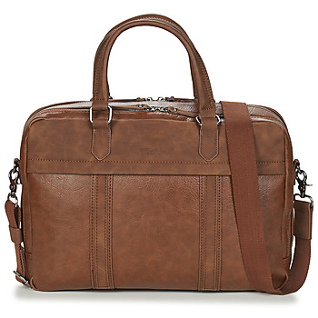 Bags Men Briefcases Wylson ALBURY Brown
