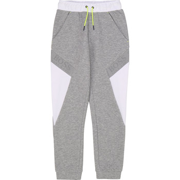 material Boy Tracksuit bottoms BOSS J24664 Grey