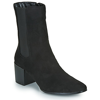 Shoes Women Ankle boots Spot on F51128 Black