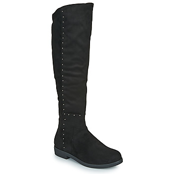 Shoes Women Boots Spot on F50851 Black