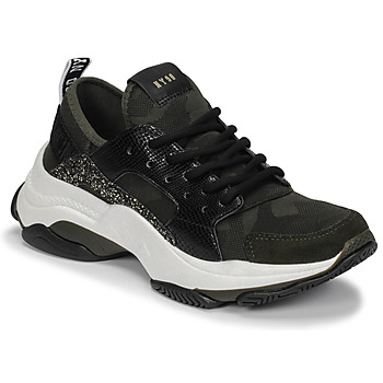 Shoes Women Low top trainers Steve Madden AJAX Kaki
