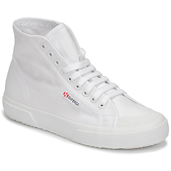 Shoes Women High top trainers Superga 2295 COTW White
