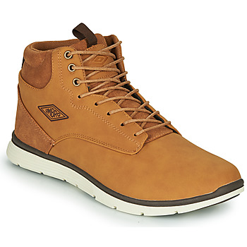 Shoes Men High top trainers Umbro JAGGY Brown