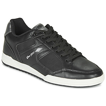 Shoes Men Low top trainers Umbro JADE Black / Grey