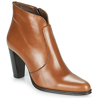 Shoes Women Ankle boots Muratti ABRIL Cognac