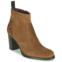 Shoes Women Ankle boots Muratti RABOUILLET Beige
