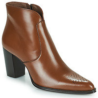 Shoes Women Ankle boots Muratti RAINCHEVAL Brown