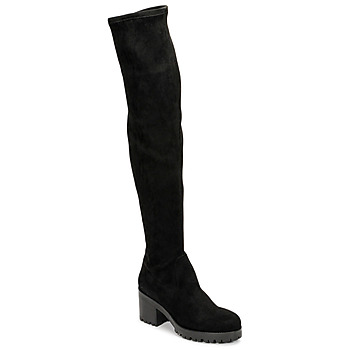 Shoes Women High boots Sweet Lemon POLYCA Black