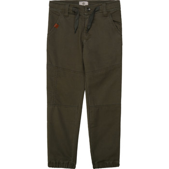 material Boy 5-pocket trousers Timberland T24B11 Kaki
